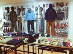 Hickoree's Floor Two - The 10 Coolest Men's Stores In New York Right Now   Complex