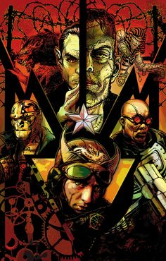 JUSTICE LEAGUE UNITED #14 - Written by JEFF PARKER, Art by PAUL PELLETIER and ROB HUNTER,  Cover by TONY HARRIS