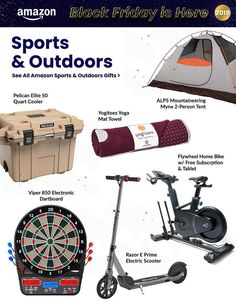 Amazon Black Friday, Black Friday Ads, Electronic Dart Board, Friday News, 2 Person Tent, Ring Video Doorbell, Amazon Online, Store Hours