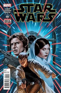 Marvel - Star Wars #5 1st Print Regular Cover