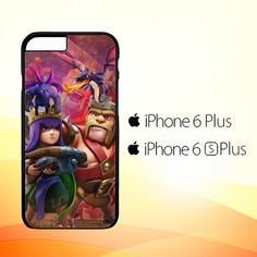 clash of clans game Z2756 iPhone 6 Plus | 6S Plus Case
