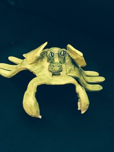 Dragon Crab by Samantha