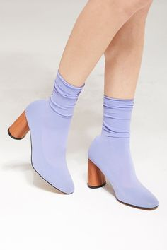 Socks Over Heeled Bootie High Heel Boots, Shoes Heels Boots, Heeled Boots, Bootie Boots, High Heels, Sock Shoes, Cute Shoes, Foot Pics, Fashion Heels