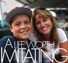 A Life Worth Imitating - Meet Joy Lindsay