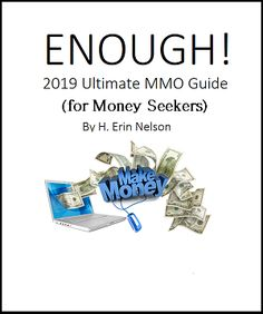 "2019 Ultimate MMO Guide (for Money Seekers)"" FREE! At last, everything you need to know about creating an Online Business in one awesome place! Click and go to START HERE to get my Guide! Work From Home Jobs, Make Money From Home, Make Money Online, How To Make Money, Multiple Streams Of Income, Income Streams, Online Business, Business Website, Business Marketing"