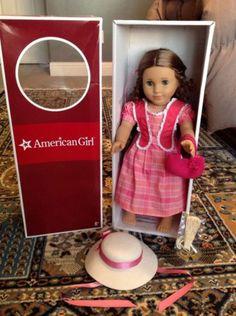American Girl Doll - Marie Grace, Includes HAT, PURSE & FAN