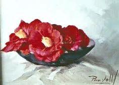 pinturas de camelias - Buscar con Google
