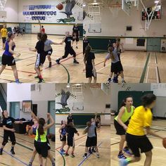 Action from the Basketball Manitoba @trainugly Camps running this week at Balmoral Hall