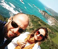 """""""Viajar é trocar a roupa da alma!"""" (Mário Quintana) #casalrunnigtrail #amantesdeviagens #nosnatrip #viverpraviajar #hotelcaliforniablog #california #eua🇺🇸 #bigsur #costadopacifico #viajandoporai #calocals - posted by Alessandra Luchtenberg https://www.instagram.com/alemakedesigner - See more of Big Sur, CA at http://bigsurlocals.com"""