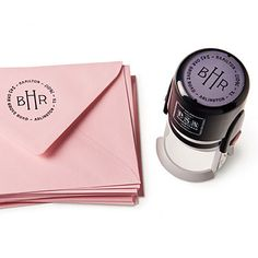 Personalized Self-Inking Stamp | SouthernLiving.com