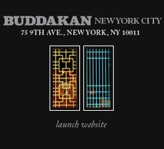 One of my favorite restaurants! Buddakan NYC - try a Tranqulity cocktail