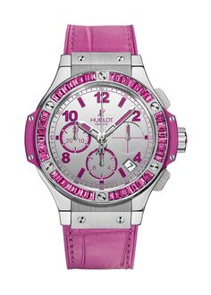 Big Bang Tutti Frutti Purple Mirror 41mm Chronograph watch from Hublot