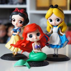 #snowwhite #ariel #alice #thelittlemermaid #aliceinwonderland #qposket #disney #disneyuk #princess #classic #toycollector #toy #doll #collector #disneystore #disneystoreuk