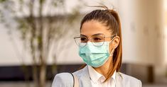 4 Essential Face Mask Hacks You Need to Know if You Wear Glasses Eye Glasses, Best Masks, Best Face Mask, Face Masks, Foggy Glasses, Trending Sunglasses, Wearing Glasses