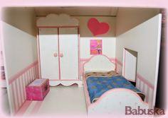 Casa de Barbie Babuska