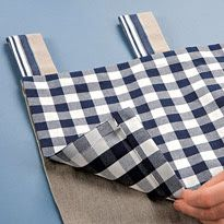 Como hacer cortinas paso a paso   Solountip.com