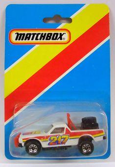 Matchbox Toy Car