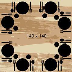 Voici un petit guide pour vous aider à définir la taille de votre table en fonction du nombre de places assises souhaité... La dimension à retenir : 60 cm C'est la largeur nécessaire par personne pour être à l'aise à table. Il suffit donc de multiplier cette dimension pour définir la longueur minimale de votre table.