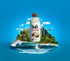 Bai   Greatest Ingredients Sweepstakes on Behance