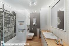 łazienka - zdjęcie od More IN - Łazienka - Styl Nowoczesny - More IN