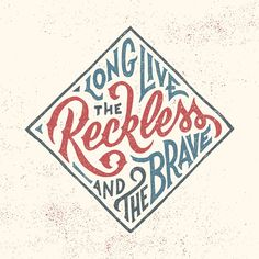 The Reckless and the Brave by Mark van Leeuwen