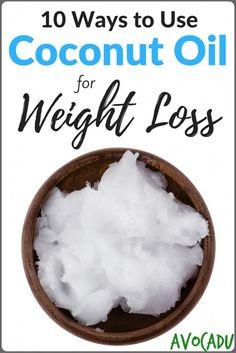 10 Ungewöhnliche Wege für Weight Loss Kokosöl verwenden |  Avocadu.com