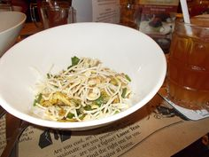 Oriental Salad @ Infinitea,Bangalore