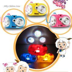 T9 cámara de Juguete Cámara de Fotos Lindo Infantil Del Bebé Educativos de Proyección de Luz de Juguete de Regalo de Cumpleaños de Navidad Para El Cabrito Del Niño Del Bebé