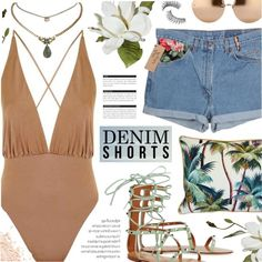 How To Wear Summer Ready Outfit Idea 2017 - Fashion Trends Ready To Wear For Plus Size, Curvy Women Over 20, 30, 40, 50