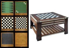 2-GAME-TABLE