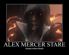 Alex Mercer Motivational by ShenLongKazama.deviantart.com on @deviantART