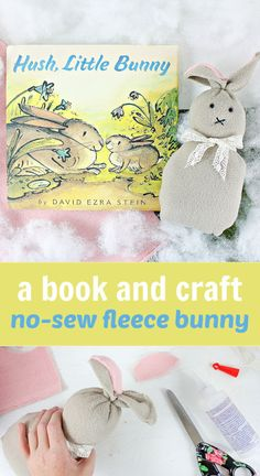 How to Make Your Own No-Sew Bunny: DIY Crafts