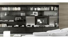 Abacus Shelving System by Rimadesio  Available at Haute Living