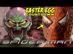 nice Watch Spider-Man (2002) - Easter Egg Countdown