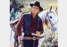 James Drury  The Virginian