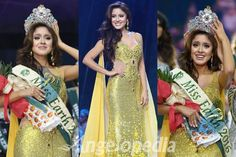 Katherine Espín expressed her happiness after winning the Miss Earth 2016