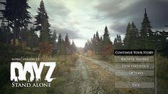 DayZ Standalone Alpha