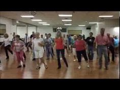August 28, 2015 - Butler Two-Steppers Demo after Lesson of: County Road 44 - Choreographed by John Dembiec http://www.copperknob.co.uk/stepsheets/county-road...