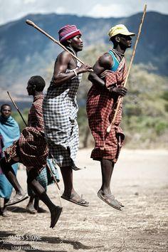 Massai Village, Tanzania