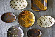 Slipwares by Naoyuki Inoue