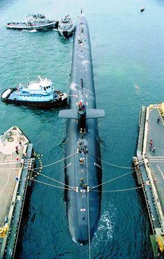 USS Alaska (SSBN-732), is a United States Navy Ohio-class ballistic missile submarine