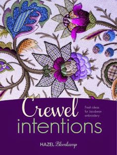 The Rebellious Needlewoman: Crewel Intentions is almost here....