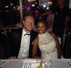 Eve married British billionaire Maximillion Cooper in Ibiza, Spain on June 14, 2014.