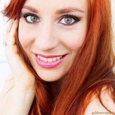 Oh le joli makeup de Golden Wendy Beauty !