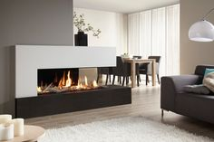 Fantastic Photos modern Contemporary Fireplace Ideas Modern fireplace designs can cover a broader category compared to their contemporary counterparts. Home Fireplace, Living Room With Fireplace, Fireplace Design, Fireplace Ideas, Fireplace Hearth, Fireplace Frame, Fireplace Bookshelves, Fireplace Remodel, Living Room Modern