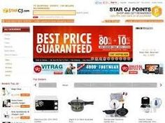 Starcjalive is a web shopping channel which gives a fantastic daily used products like clothing,electronics gadgets,mobile phones,kitchen appliances,cosmetics with an extremely reasonable price. To know more about us please have a look here http://www.starcj.com/mall/index.htm