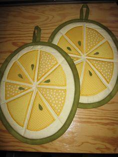 citroner......Agarraderas limón