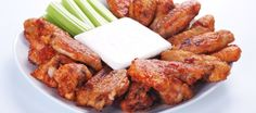 Hot Buffalo (Chicken) Wings, comme aux Etats-Unis