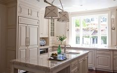 Designs by Hollywood Sierra Kitchens are as functional as they are beautiful. #luxeLA