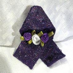 Purple Awareness Ribbon Pin and Magnet Pancreatic Cancer Awareness, Awareness Campaign, Arts And Crafts, Diy Crafts, Purple Ribbon, Crohns, Awareness Ribbons, Handmade Items, Etsy Shop